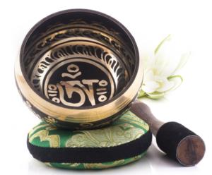 bol tibétain pour la méditation