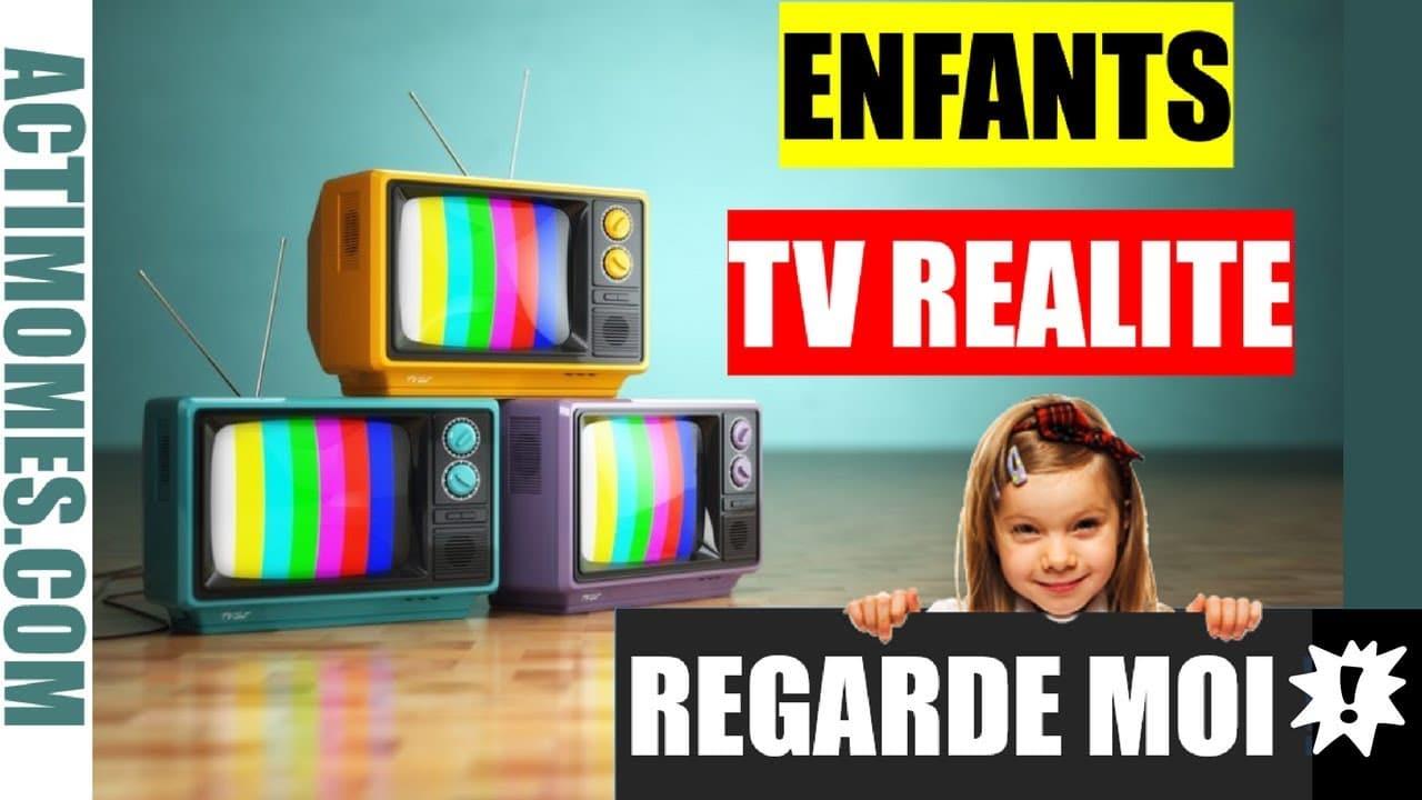 Enfant et Acteurs de télé réalité: Le point commun Attirer l'attention