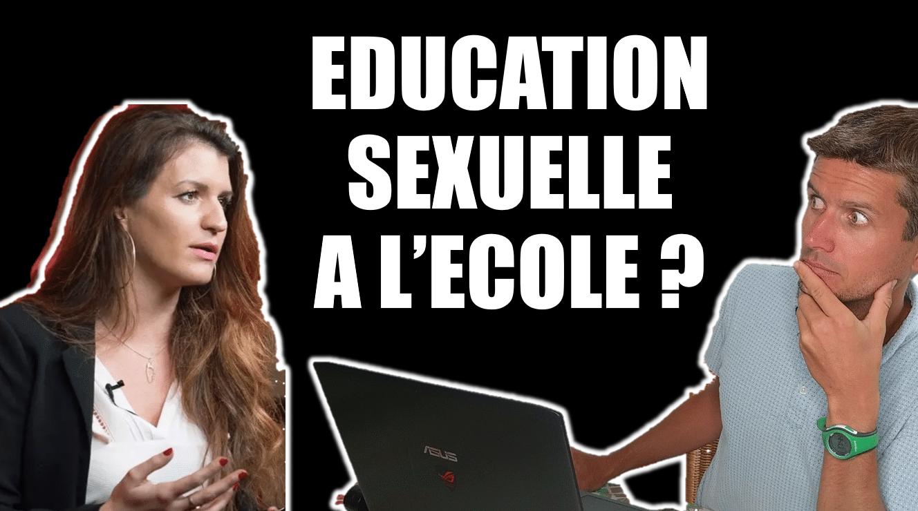 DE l'éducation sexuelle à l'école maternelle : la loi Schiappa