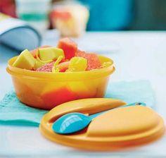 Des fruits au petit déjeuner et au goûter