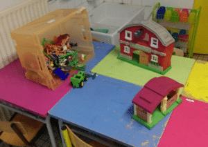 Rendre les choses accessibles pour les enfants