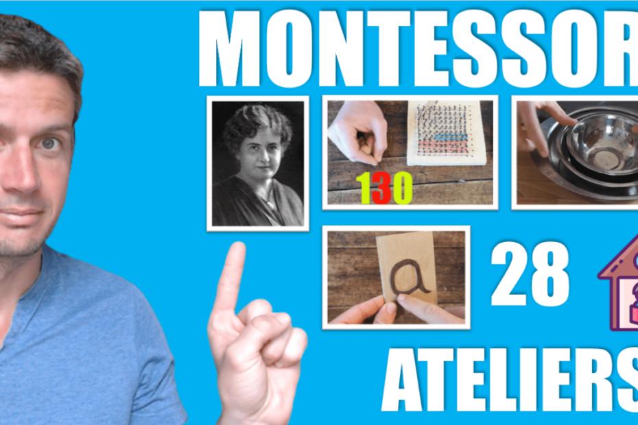 ateliers montessori 28 idées d'activités montessori-min