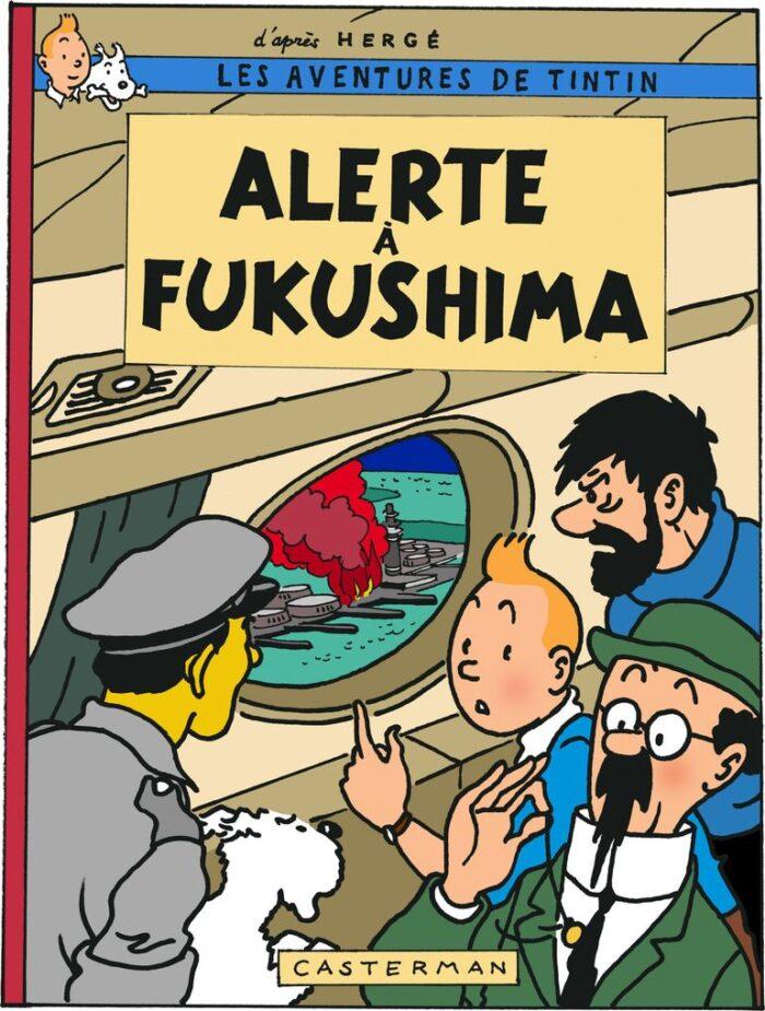 alerte à fukushima