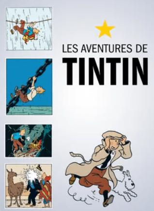 Les aventures de Tintin à écouter (ou regarder) 1